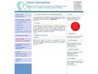 clavisharmoniae.fr