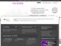 Clicevents.fr
