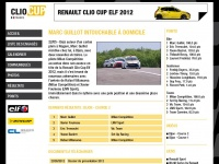 cliocup.fr