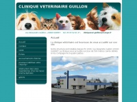 cliniquevet-guillon.fr