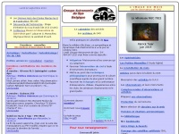 Groupe Astronomie de Spa asbl
