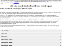villesdumonde.fr