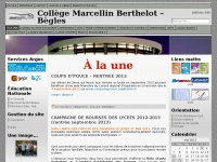 collegeberthelot-begles.fr