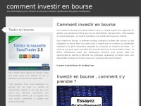 Commentinvestirenbourse.fr