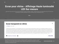 ecran-vitrine.com