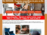 tapissier-rempailleur-idf.com