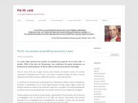 Pie XII .com | Le blog consacré à Pie XII