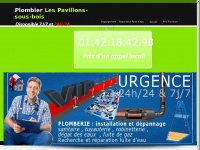plombier-pavillons-sous-bois.com