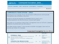 Jimdoforum.fr