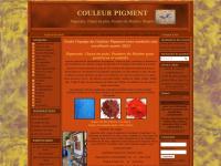 Couleur-pigment.fr