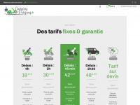 coursiersparisiens.fr Thumbnail