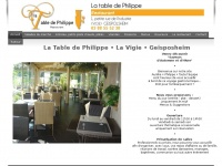La-table-de-philippe.fr