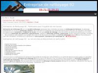 Entreprisedenettoyage92.net