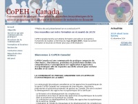 Copeh-canada.org