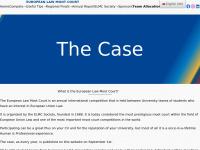 europeanlawmootcourt.eu