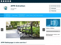 Apmnettoyage-anglet.fr