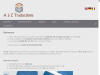 Aaztraductions.ch
