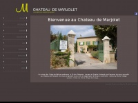 Chateau.marjolet.free.fr