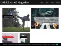 officielkaratemagazine.fr