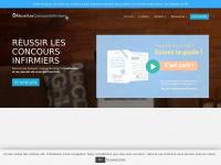 reussirlesconcoursinfirmiers.fr