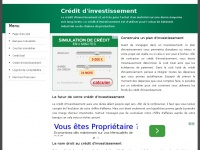 Creditinvestissement.fr