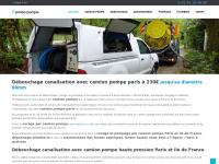 camionpompe.info