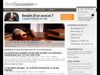 droit-succession.fr
