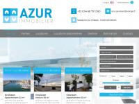 azur-immobilier-gruissan.com