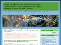 Cade-environnement.org