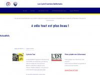 Accueil - Les CycloTouristes Belfortains