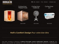 holl 39 s la maison du sauna avis clients. Black Bedroom Furniture Sets. Home Design Ideas