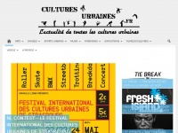 cultures-urbaines.fr