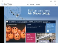 Safran Paris Air Show 2015 | Paris Air Show 2015