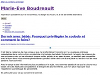 marieeveboudreault.com