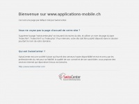 applications-mobile.ch