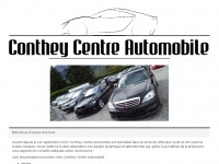 Conthey-centre-automobile.ch