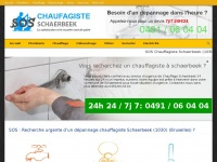 chauffagiste-schaerbeek.be