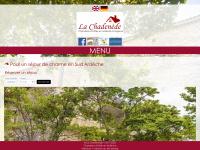 Lachadenede.fr