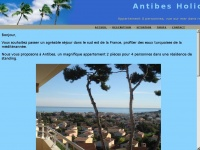 holidays.antibes.free.fr