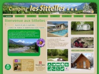 Camping-les-sittelles.fr