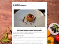 restaurantlecarre.fr