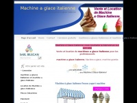 machines-glaces-italiennes.fr