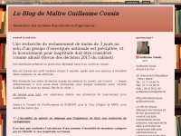 guillaumecousin-avocat.blogspot.com