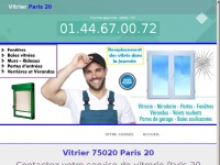 vitrierparis75020.fr