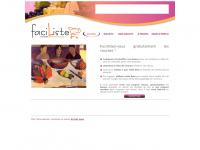 faciliste.fr