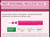 pret-personnel-meilleur-taux.fr