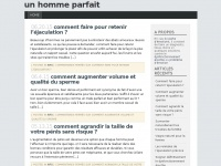 Hommeparfait.net