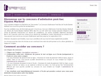 Concours-postbac.fr