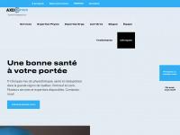 axophysio.com