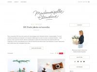 mademoiselleclaudine-leblog.com